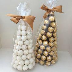 Ferrero Rocher Wedding Tower Chocolate Centre Piece - whatsnew
