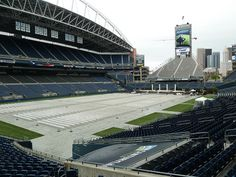 Century Link, Sounders & UW Huskies by Triumph Expo & Events, Inc., via Flickr
