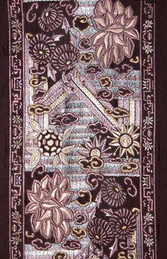 Jean-Francois Lesage embroidery #GISSLER #interiordesign