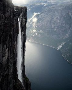 Kjerag, Norway