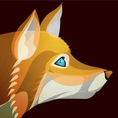 Quick vector to start the day - Fox