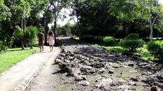 San Gervasio Mayan Ruins & Beach in Cozumel