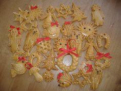 Xmas, Christmas Ornaments, Salt Dough, Textile Art, Diy For Kids, Easter, Textiles, Activities, Holiday Decor