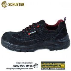 Schuster iş ayakkabısı Süet deri SP351 S1 Yazlık
