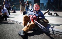 Der will nur spielen  (08.10.2016)       Der achtjährige Dan Loftus besucht...