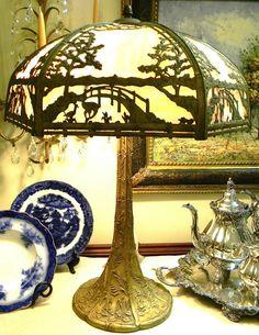 Gas Lamp Antiques