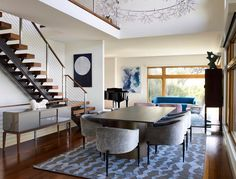 DOMINO:Every Room In This New York House Has a Different Personality