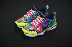 The 50 Best Nike Air Monarch Customs Nike Air Monarch, Dad Shoes, South Beach, Tommy Hilfiger, Footwear, Stylish, Sneakers, Tennis, Slippers