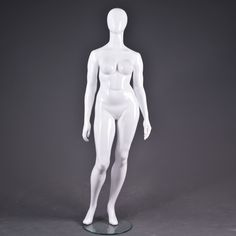 sized Vintage mannequin fat plus
