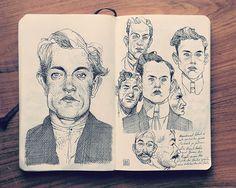 2.2 Sketchbook 2014 on Drawing Served