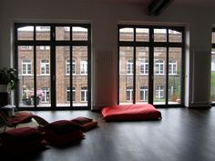 We dream of a loft apartment. Now we dream of MM Timber Windows too.