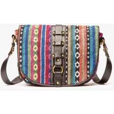 Southwestern Crossbody (185.680 IDR) ❤ liked on Polyvore featuring bags, handbags, shoulder bags, accessories, bolsas, malas, lightweight shoulder bag, shoulder handbags, purple handbags and handbags crossbody
