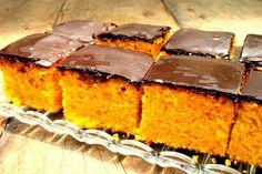 Bolo de Cenoura com Cobertura de Chocolate | Tortas e bolos > Receitas de Bolo de Chocolate | Receitas Gshow