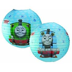 Thomas the Tank Engine Paper Lantern Lampshade/Light Shade