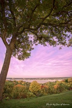 Explore Peoria Illinois- Grandview Drive is known across the state for it's picturesque views and gorgeous homes.