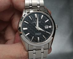 Orient Star Standard-Date With Carbon Fiber Dial Watch Review