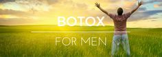 How many men applied Botox? More than a 25% out of 19 million people!