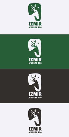 Izmir Wildlife Zoo // Corporate Identity by Can Aviral, via Behance