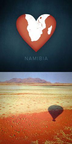 Namibia by @Kymri Wilt Wilt