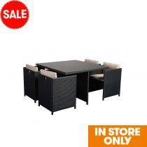 Chatsworth Rattan 4 Seat Furniture Set