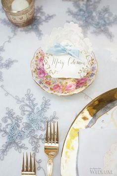 See Wedluxe.com for more of this #whimsical, Sleeping Beauty-themed photo shoot for the complete #fairytale dream!   Photography by: Lindsie Grey Weddings