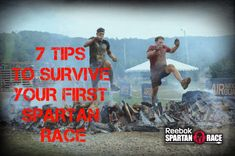 Tips to survive your first Spartan Race.  This will be my second but still useful!!