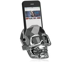 N the Skull Docking Station by Swarovski. Limited to just 199 pieces!