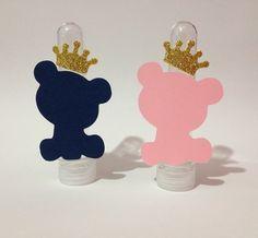Tubete Urso com Coroa