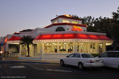 This is probably the In-N-Out Burger on Campus Drive near UC Irvine.