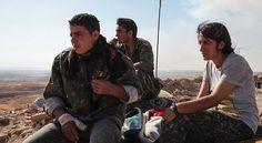 Once again, the Kurd