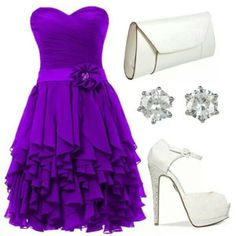 i like this color but I think it would be too much if the whole dress was that bright?