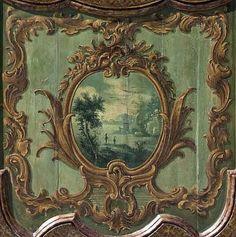 cartouche door panel