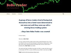 Trading system lab user manual