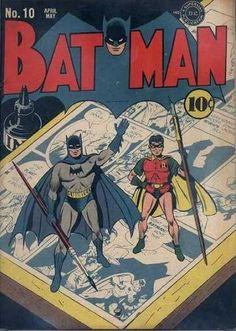 jerry robinson batman