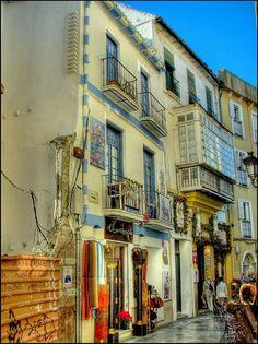 Malaga shop