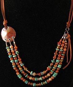 nice DIY Bijoux - Muiltstrand Necklaces Part 2