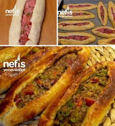 Turkish Recipes, Italian Recipes, Armenian Recipes, Ethnic Recipes, Fish And Meat, Fish And Seafood, Turkey Today, Turkish Sweets, Turkish Kitchen