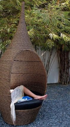 Neoteric Genie Modern Wicker Patio Furniture