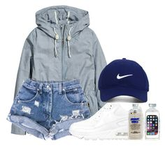 """""""Untitled #451"""" by zayani ❤ liked on Polyvore featuring H&M, NIKE and Nike Golf"""