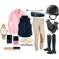 """Navy and Pink"" by bacardiandeq on Polyvore"