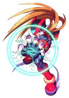 Zero from megaman series