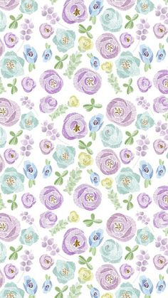 Wallpaper vintage backgrounds art flower patterns 20 New ideas Flowery Wallpaper, Man Wallpaper, Iphone Background Wallpaper, Pattern Wallpaper, Phone Backgrounds, Background Vintage, Background Patterns, Vintage Backgrounds, Flower Patterns