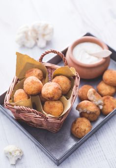 Polpette di cavolfiore: un modo semplice e gustoso per convincere anche i più scettici. Cauliflower balls