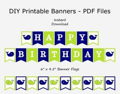 """2 Personalised 1st Anniversaire Bannière 36 /""""X 11/"""" Any Name boy or girl-first"""