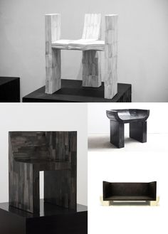 Furniture by Rick Owens