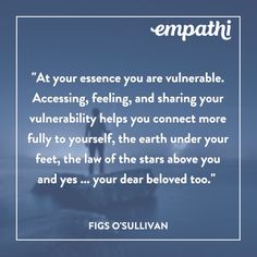 Can you take a moment today to share a vulnerable thought or feeling with your partner? Sharing your vulnerabilities with your partner is a powerful way to feel more connected. Fig Quotes, Vulnerability Quotes, Can You Take, Connection, In This Moment, Thoughts, Figs, Feelings, Character