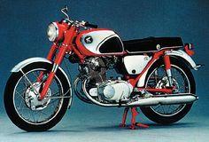 HONDA CB 72 Honda Scrambler, Cafe Racer Honda, Cafe Racer Motorcycle, Motorcycle Design, Vintage Honda Motorcycles, Honda Bikes, Honda Cb, Honda Motors, Japanese Motorcycle