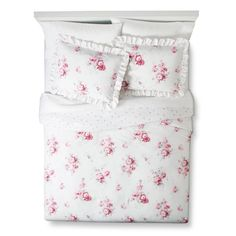 Simply Shabby Chic® Sunbleached Floral Comforter Set. Image 1 of 5.