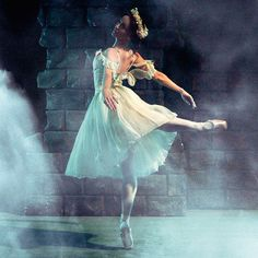 I would love to have a wedding inspired by La Sylphide!