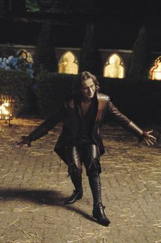 Once Upon a Time Rumplestiltskin.... Best character ever!!